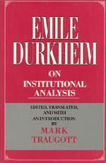 durkheim essays morals education Why study them according to durkheim,  durkheim on social facts essay  source of moral authority essay search for.