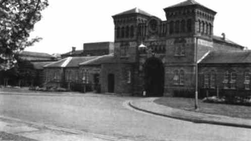Νοσοκομείο Broadmoor