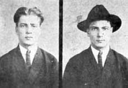 Ο εραστής και συνεργάτης του Haarmann, Hans Granz