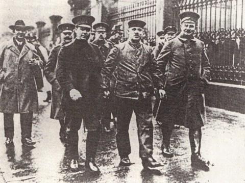 Η σύλληψη του Fritz Haarmann