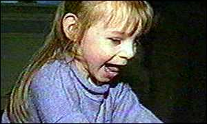 Katie Phillips, εδώ 4 ετών