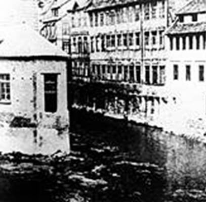 Ο ποταμός Leine, όπου ο Haarmann �ριχνε τα οστά των θυμάτων του