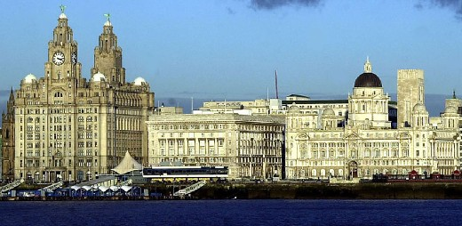 Liverpool, The Waterfront