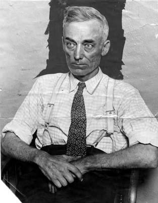 Ο πατέρας του Gordon, Cyrus George Northcott