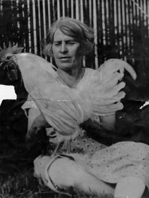 Η μητέρα -γιαγιά στην πραγματικότητα- του Gordon, Sarah Louise