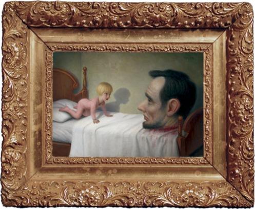 Lincoln's Head