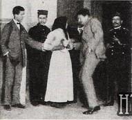 Η σύλληψη της Enriqueta.
