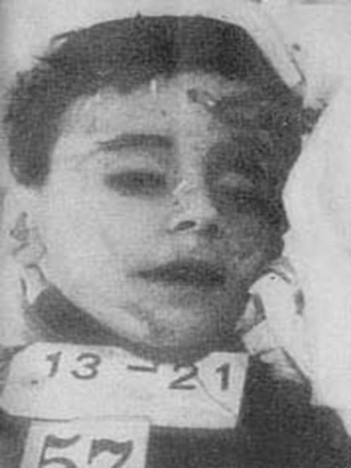 Pepito, δολοφονημένος από την Enriqueta.