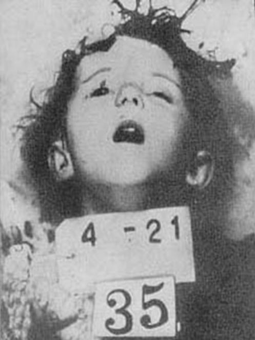 Άλλο ένα από τα αθώα θύματα της Enriqueta.