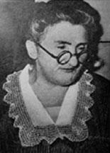 Η Leonarda, λίγο πριν το θάνατό της