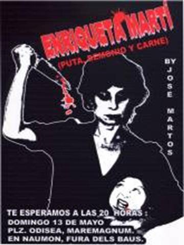 Enriqueta Martí (películas)