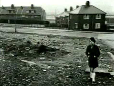 H Norma Bell στη γειτονιά της