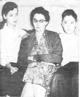 Kay, Frances & Charles Ridulph