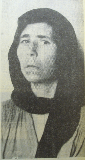 Η Αικατερίνη Δημητρέα.