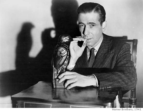 "Humphrey Bogart ""The Maltese Falcon"""