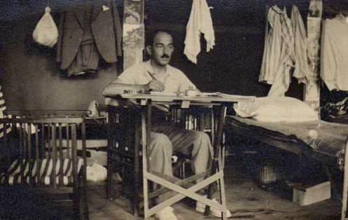 Κωνσταντίνος Παπαδογιάννης. Φυλακές Ακροναυπλίας 1935