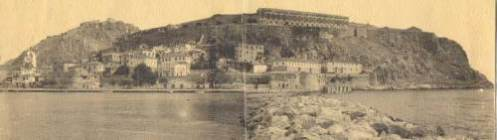 Οι φυλακές της Ακροναυπλίας.