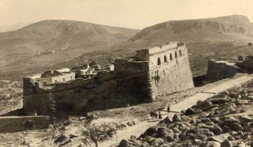 Προμαχώνας Μιλτιάδη, οι φυλακές βαρυποινιτών στο Παλαμήδι.