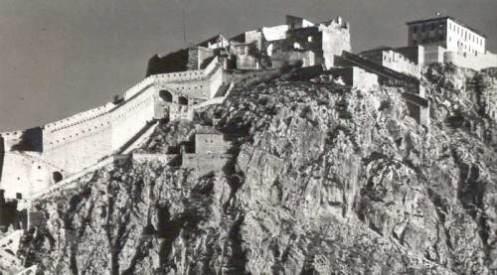 Το κτήριο στο Παλαμήδι που λεγόταν «το μαγαζάκι».