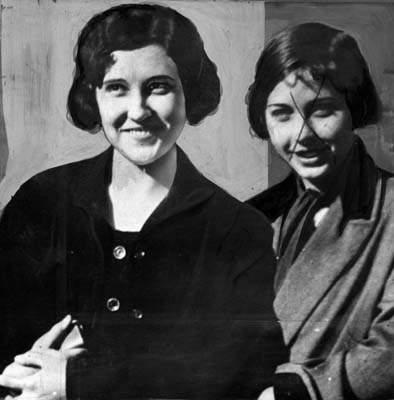 Tα θύματα, Agnes Anne LeRoi και Hedvig Samuelson
