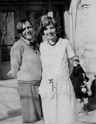 Agnes Anne LeRoi και Hedvig Samuelson