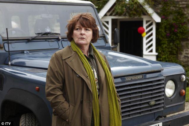 H Brenda Blethyn ως Vera Stanhope