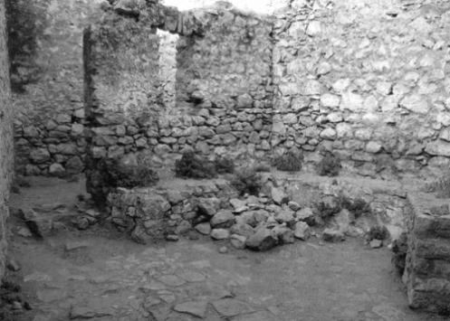 Παλαμήδι. Προμαχώνας Μιλτιάδη, φυλακή του Θ. Κολοκοτρώνη.