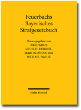Σύγχρονη έκδοση του Βαυαρικού ΠΚ του 1813