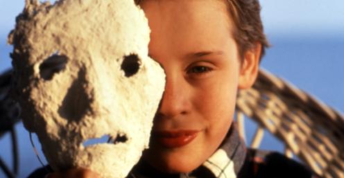 """Σκηνή από την ταινία """"The Good Son"""", του 1993."""