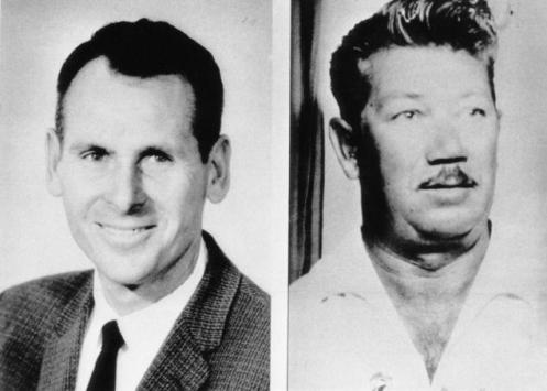 Tα θύματα B. Wragg και M. Suchar