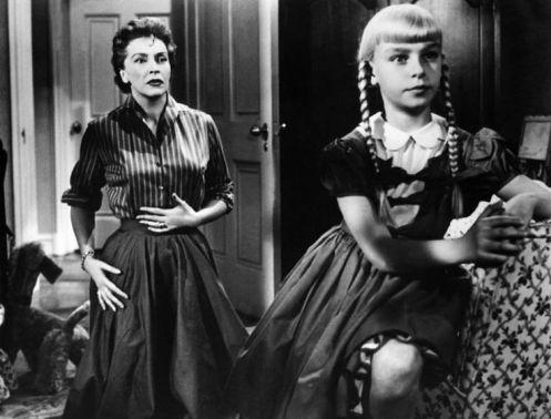 """Σκηνή από την ταινία """"The Bad Seed"""", του 1956"""