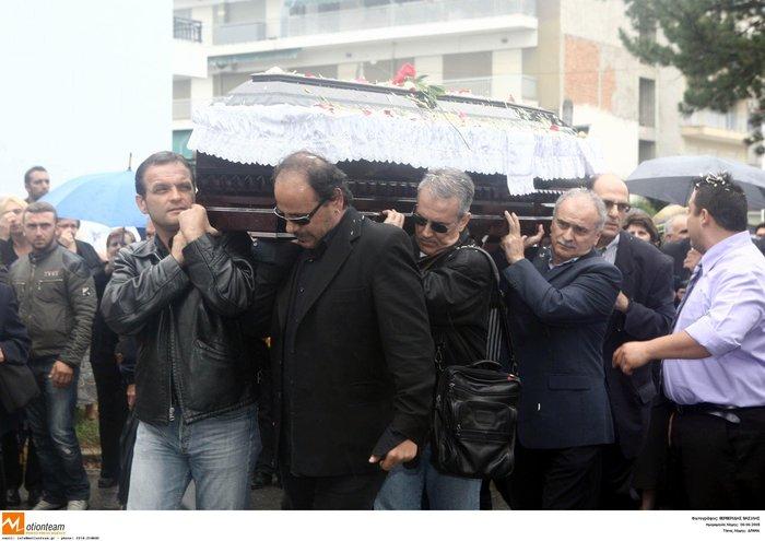Η κηδεία στη Δράμα