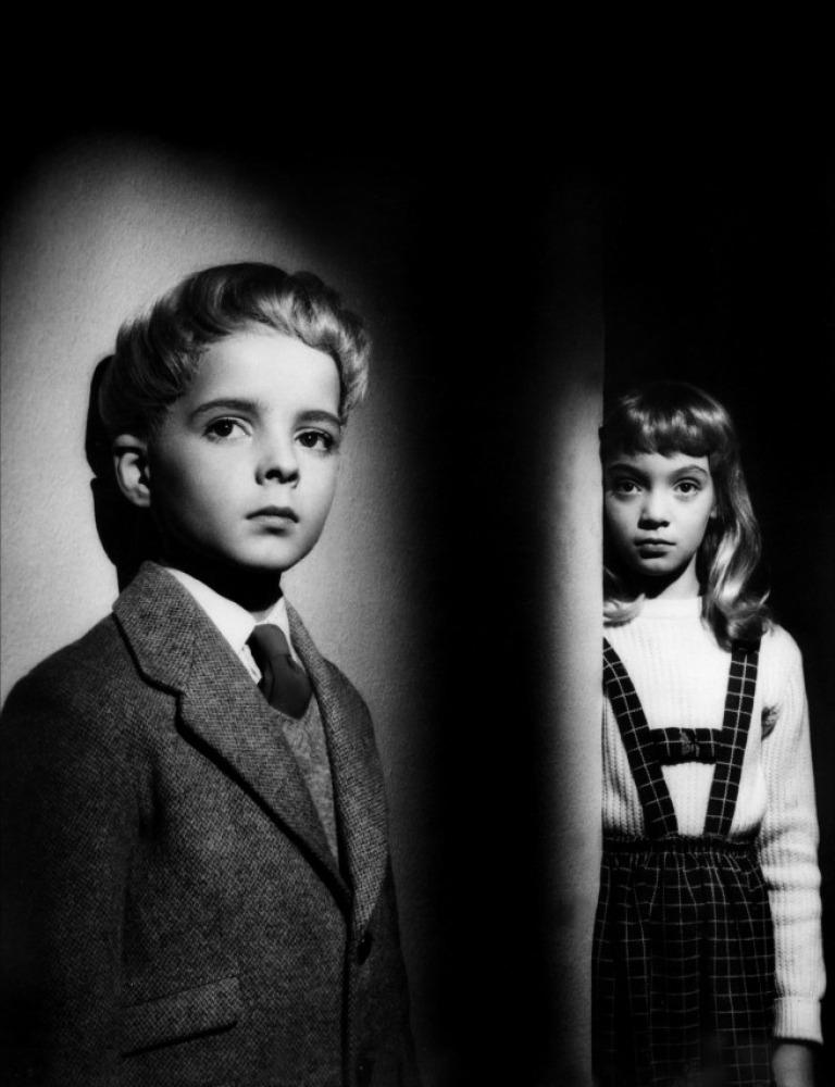 """Σκηνή από την ταινία """"Village of the Damned"""", του 1960"""