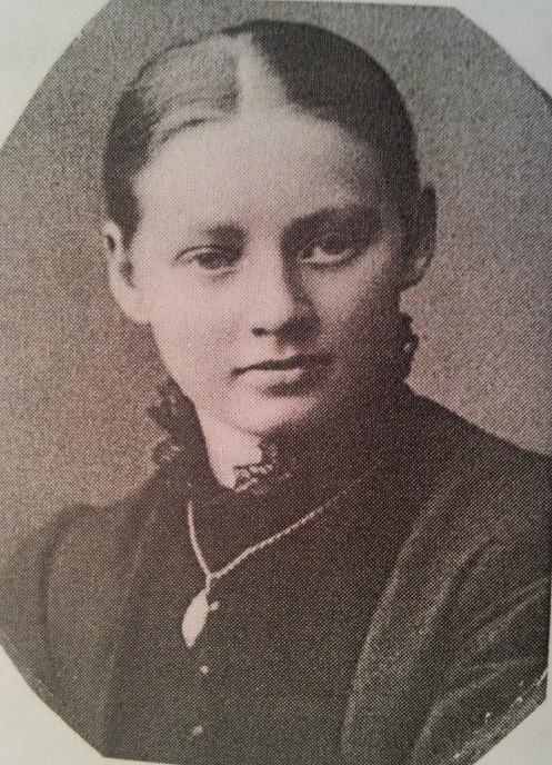 H Anna Mansdotter σε νεαρή ηλικία