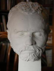 H νεκρική μάσκα του Vacher