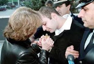 Η Καλλιόπη Σκιαδοπούλου με τον γιο της