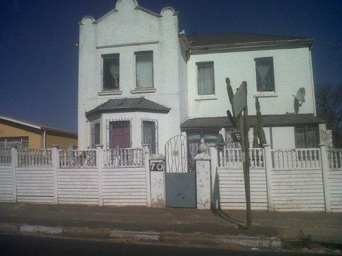 To σπίτι της Daisy de Melker