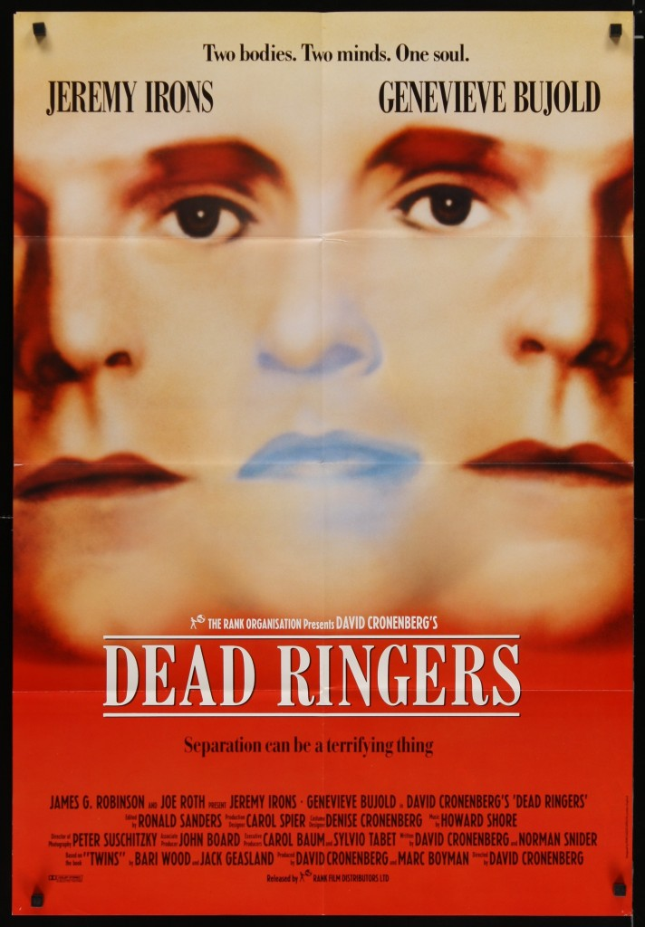 dead-ringers-english-movie-poster-27x40-1989-david-cronenberg-jeremy-irons