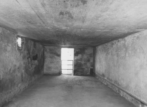 Majdanek, Θάλαμος Αερίων