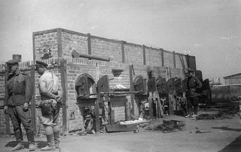 Majdanek, Φούρνοι