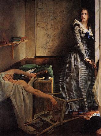 Πωλ Ζακ Eμέ Μποντρί, Σαρλότ Κορντέ, 1860