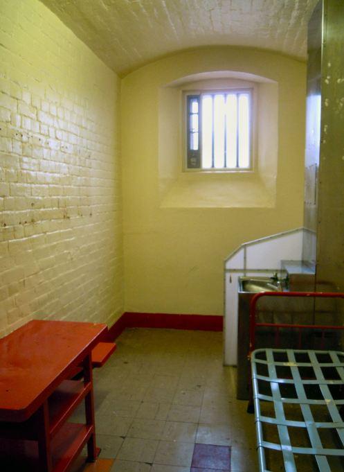 Το κελί του Wilde