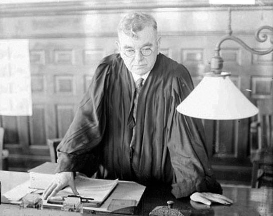 Judge John Caverly