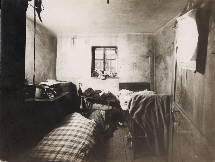 Tο δωμάτιο όπου βρέθηκε το πτώμα της Maria
