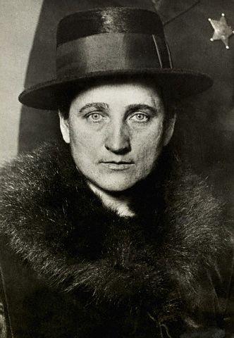 Portrait of Tillie Klimek