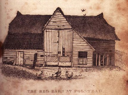 1. The Red Barn